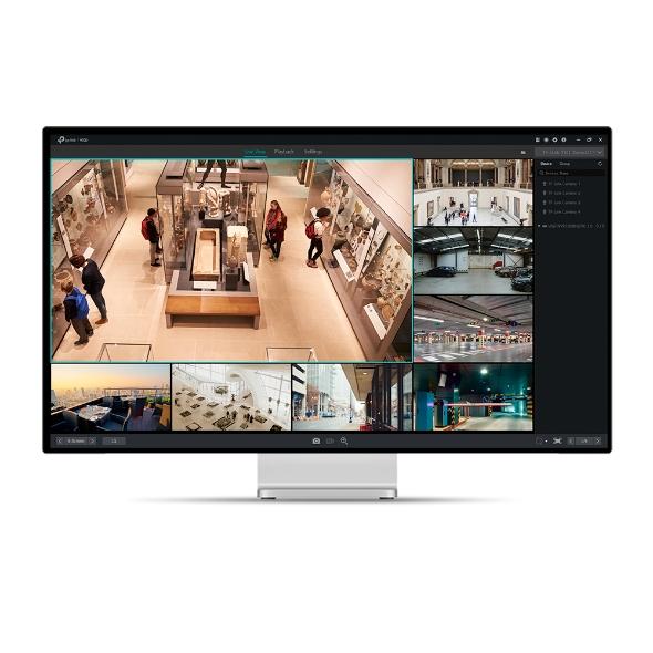 TP-Link VIGI Security Manager online in Dubai